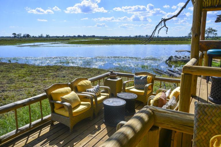Lodge - Luxe Safari Botswana | Luxe Safari