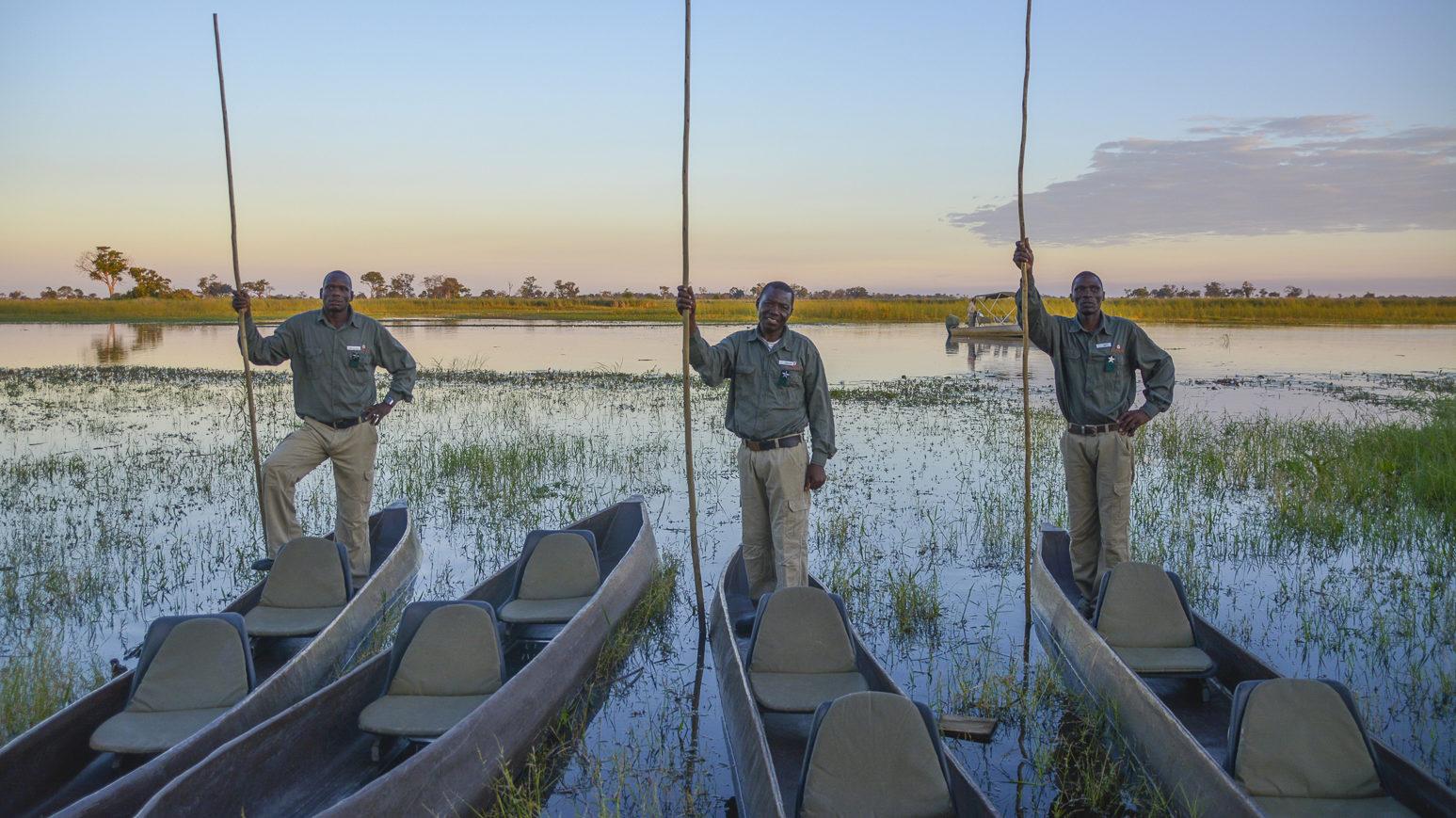 Mokoro - Luxe Safari Botswana | Luxe Safari