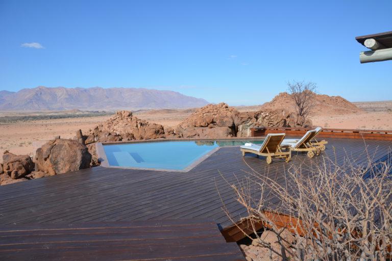 Lodge - Luxe Safari Namibië | Luxe Safari
