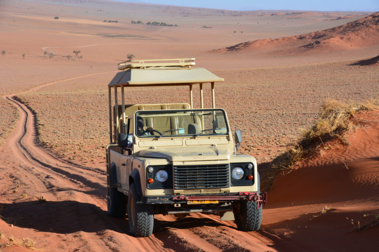 Namib Woestijn - Luxe Safari Namibië | Luxe Safari