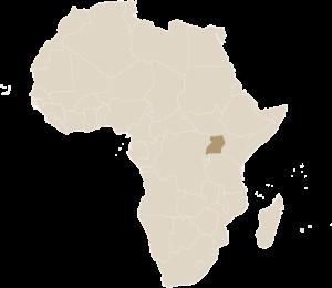 Luxe Safari Oeganda Kaart Afrika | Luxe Safari