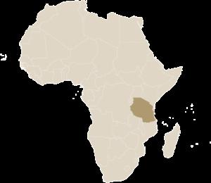 Luxe Safari Tanzania Kaart Afrika | Luxe Safari